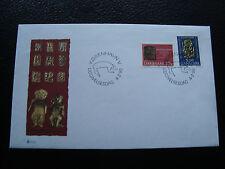 DANEMARK -  enveloppe 1er jour 4/2/1993 (cy71) denmark