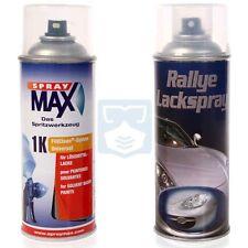 Autolack Spraydose Mercedes Benz 149 POLARWEISS Lackspray + Klarlack 2x400ml Set
