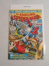 Amazing Spider-Man #125 (7.0 Fn/Vf) Origin Man-Wolf