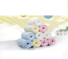 2 PCS Reusable Baby Cloth Diaper Nappy Liners insert 3 Layers Cotton TICA