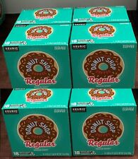 New listing 6 boxes The Original Donut Shop Regular K-Cup Coffee Pods, Medium Roast,18 Count
