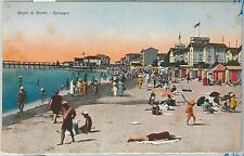 52997  - CARTOLINA d'Epoca - GORIZIA provincia -  GRADO: Spiaggia