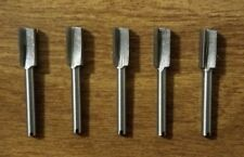 5 NEW DREMEL AUTHENTIC PRODUCT 654 ROUTER BIT HIGH SPEED, HIGH GRADE STEEL