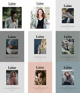 LAINE MAGAZINE - VARIOUS ISSUES