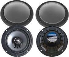 "Hogtunes 6.5"" Rear Speakers 125w HARLEY ELECTRA GLIDE ROAD ULTRA TRI-GLIDE 14-19"