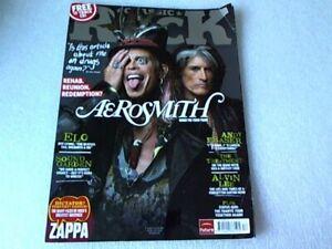 1 Classic Rock Magazine No-178 DEC 2012~AEROSMITH Cover Photo