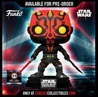 💥Funko POP! Star Wars Darth Maul 450 Chalice Collectibles EXCLUSIVE!💥 PREORDER