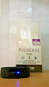 Epson- Pulsense PS-100 Heart Rate Activity Monitor. M/L Wrist size 150-210mm BOX