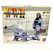 """Dragun Military Toy German Grenadier Private 1945 12"""" Soldier Boxed Figure"""