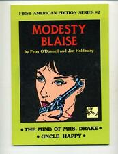 First American Edition Series #2    Modesty Blaise     1981