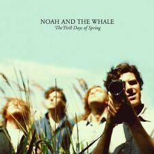 Noah & The Whale First Days Of Spring  Vinyl LP NEW sealed