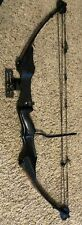 PSE Nova Compound Bow With Sights, Peep, 29 inch Draw, 60 # Right hand, Deer