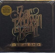 ZAC BROWN BAND - WELCOME HOME (CD 2017) - NEW SEALED - COUNTRY MUSIC ALBUM