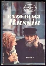 BIAGI Enzo (Pianaccio di Lizzano in Belvedere 1920 - Milano 2007), Russia