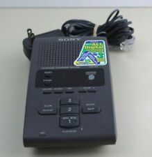 Sony TAM-100 Digital Telephone Answering Machine Tested