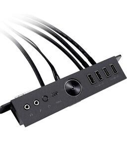 Fractal Connect D1 USB 3.1 , Gen 2 Type C Upgrade Kit For Define R6, New