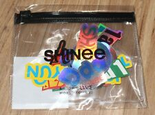SMTOWN LIVE WORLD TOUR VI in SEOUL OFFICIAL GOODS SHINEE STICKER PACK NEW