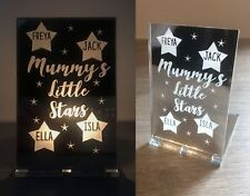 Personalised Mothers Day Gifts Her Mummy Mum Nanny Gran Nana Candle Holder Gifts