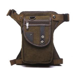 Oxford Cloth Tactical Military Drop Leg Bag,Tactical Thigh Pouch Multifunction Waist Bag,Leg Bag Hiking Waist Pack for Men Women Travel Outdoor Sports Cycling Hiking Climbing.13 cm x 15 cm x 30 cm