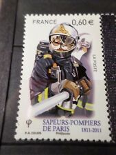 FRANCE 2011, timbre 4583 SAPEURS-POMPIERS, LANCE, neuf**, MNH FIREMAN