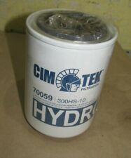 CIM-TEK Hydrosorb 70059 Water & Particle Filter 10 micron 94Lpm diesel petrol bi