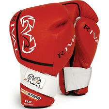 Rival Boxing High Performance Pro 18 oz. Sparring Gloves - Red