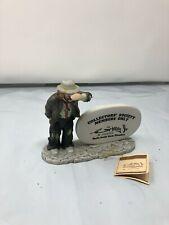 Flambro Emmett Kelly Jr signature Collectors Society Collection Clown Figurine