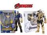 FIGURA THANOS SHF : Marvel Avengers Infinity War 19CM   Deluxe Edition