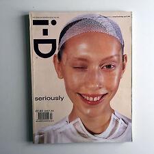April I-D Urban, Lifestyle & Fashion Magazines