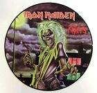 IRON MAIDEN VINYL LP - KILLERS - PICTURE DISC