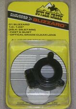 "Butler Creek Blizzard Scope Cover #1 1.0-1.05"" Clear"