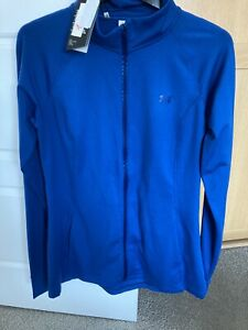 Womens Under Armour Zinger Zip Up Jacket - Size Small - BNWT