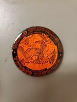 Pinback Pin Button Timber Carnival Albany Oregon 1981 July Vintage