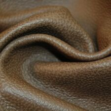 116 sf Taupe Upholstery Leather Cow Hide Skin / Furniture A6CC D