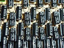 10Value 100pcs 35V~50V Radial Electrolytic Capacitor Assortment Kit All Rubycon
