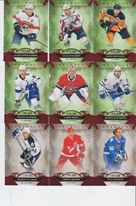 2020/21 UPPER DECK ARTIFACTS RED AUSTON MATTHEWS #123  HIGH NUMBER /399
