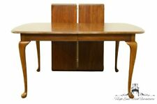 """PENNSYLVANIA HOUSE Solid Walnut Rustic Traditional 90"""" Dining Table"""
