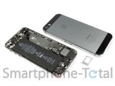 Apple iPhone 5S 16GB Back Cover Gehäuse Akku Kamera Docking Flex space grey
