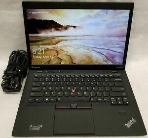 """Ultrabook Lenovo ThinkPad X1 Carbon 1st Gen 14"""" Core i7-3667U 180GB SSD 8GB RAM"""