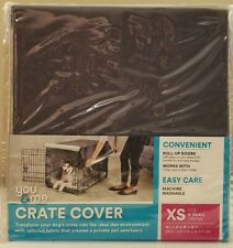 You and Me - Crate Cover for XS Crates - 19 L x 12.5 W x 14 H
