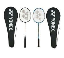 Yonex GR 303 F Badminton Racquet Blue Combo (Set Of 2) Light Weight 90 gm F S