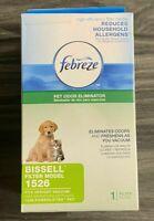 Febreze VACUUM FILTER BISSELL 1526 PREMIUM Pet Odor Eliminator FRESH CLEAN NEW