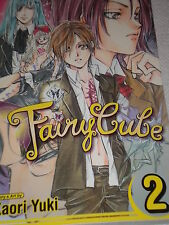 Shojo Beat Manga Fairy Cube Volume 2