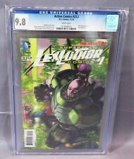 ACTION COMICS #23.3 (3-D Lenticular Cover, Luthor #1) CGC 9.8 DC 2013 Superman