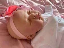 Made To Order Stunning Reborn Baby Girl Lotty Newborn Child Friendly 3+