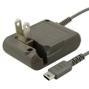 Nintendo Genuine OEM DS Lite Foldable Flip AC Adapter Very Good 7Z