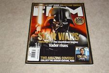 STAR WARS * 100TH ISSUE COLLECTORS' EDITION April 2005 TOTAL FILM 100 MAGAZINE
