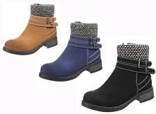 Markenlose/boots Stiefeletten für die Freizeit