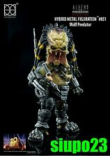 86hero Herocross ~ HMF #031 Wolf Predator Figure