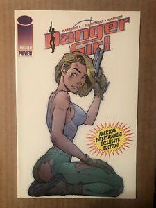 Danger Girl Preview (1997) #1AE 1st App of the Danger Girl Team